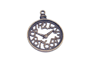 50 Clock Pendants