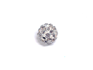 Diamontie Ball 12mm (shamballa style)