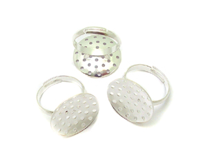 Sieve Rings-pack of 100
